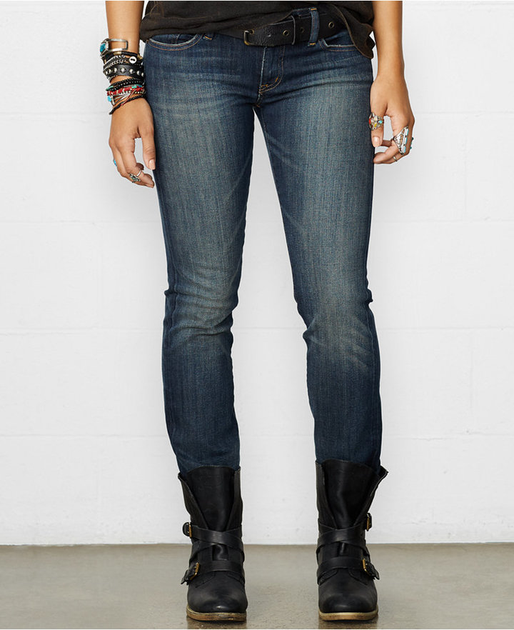 Denim & Supply Ralph Lauren Straight-Leg Jeans, Aurora Wash