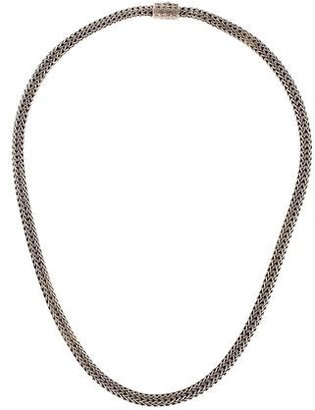 John Hardy Extra Small Classic Chain Necklace $295 thestylecure.com