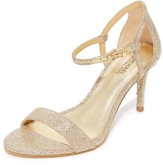 MICHAEL Michael Kors Simone Mid Sandals $110 thestylecure.com