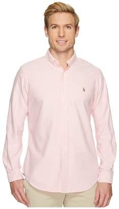 ... Polo Ralph Lauren Standard Fit Oxford Sport Shirt Men\u0027s Clothing