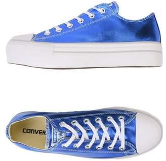 Converse CT AS OX PLATFORM CANVAS METALLIC Low-tops & sneakers