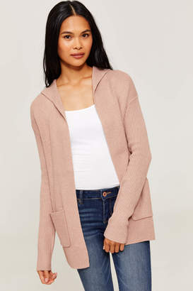 Ardene Thick Hooded Cardigan