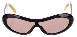 Marni Narrow Tinted Sunglasses