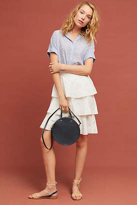 Hutch Tiered Eyelet Skirt