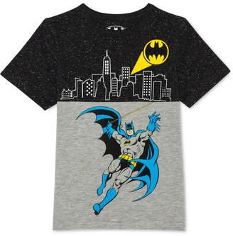 Dc Comics Little Boys Batman Graphic-Print T-Shirt