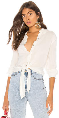 by the way. Carrie Button Up Blouse