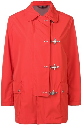 Fay hook overshirt jacket