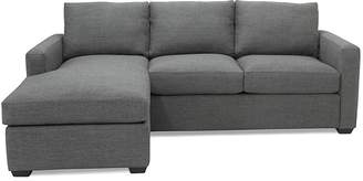 Bloomingdale's Artisan Collection Noah Queen Sleeper Sofa with Storage Ottoman