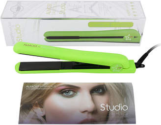 Almost Famous Studio Series Pastels 1.25In Tourmaline Ceramic Flat Iron