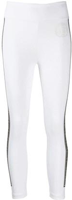 Fendi high-waisted logo leggings