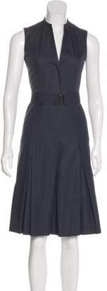 Akris Punto A-Line Midi Dress