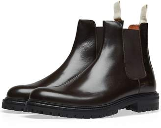 Common Projects Chelsea Boot Lug Sole