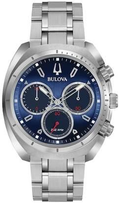 Bulova Men's Curv Bracelet Watch, 43mm