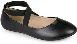 Journee Collection Nessa Toddler & Youth Ballet Flat - Girl's