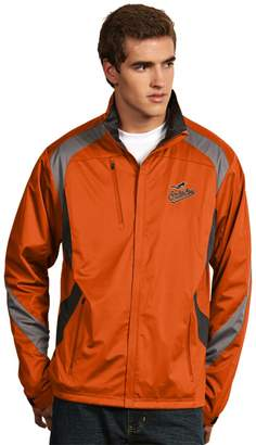 Antigua Men's Baltimore Orioles Tempest Desert Dry Xtra-Lite Performance Jacket