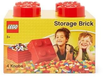 Lego Storage Brick - Red