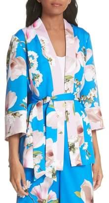 Ted Baker Harmony Pleat Back Kimono Jacket