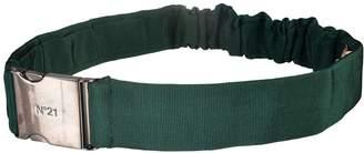 N°21 N.21 Contrast Belt