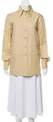 Chanel Long Sleeve Utility Shirt