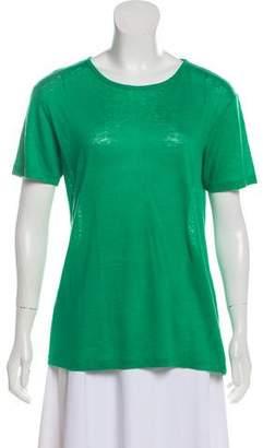 Alexander Wang Bateau Neck T-Shirt