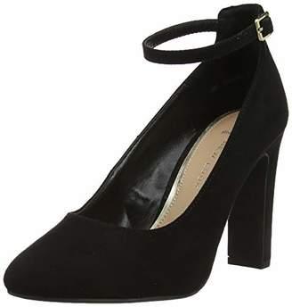 New Look Women's 5888295 Closed Toe Heels, (Black 1), 9 (42 EU)