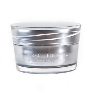 Caroline Chu Anti-Aging Day&Night Cream with Reishi & Tibetan Mushroom Essentials
