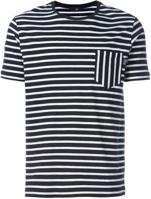Fay striped T-shirt