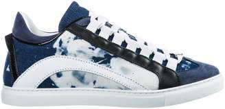 DSQUARED2 Shoes Leather Trainers Sneakers 551