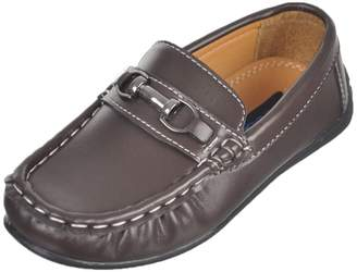 "Josmo Boys' ""Clutch"" Driving Loafers"