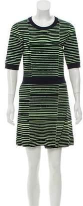 A.L.C. Knit Mini Dress