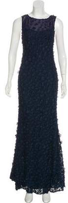 Karl Lagerfeld by Embellished Evening Dresse