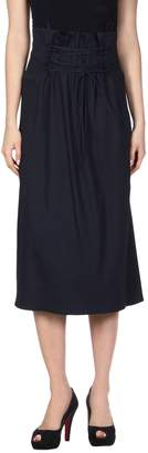 The Row 3/4 length skirts