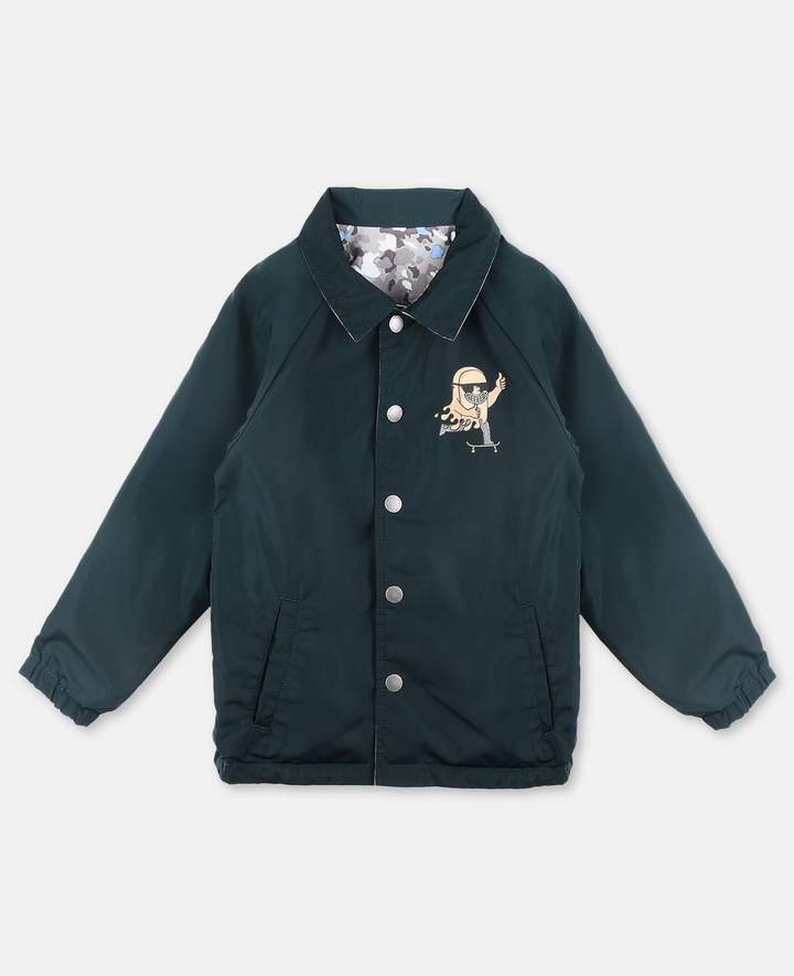 fisher reversible jacket