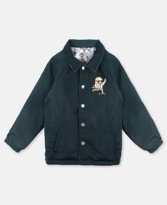 Stella McCartney fisher reversible jacket