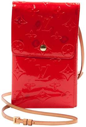 Louis Vuitton Patent leather clutch