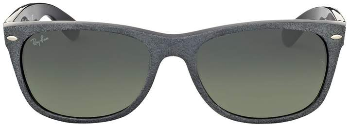 Ray Ban Ray-Ban Grey Alcantara Sunglasses