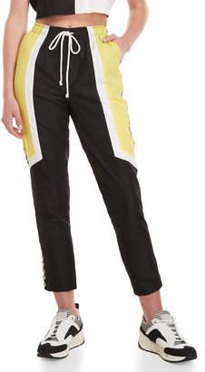 Hot & Delicious Racer Stripe Drawstring Pants