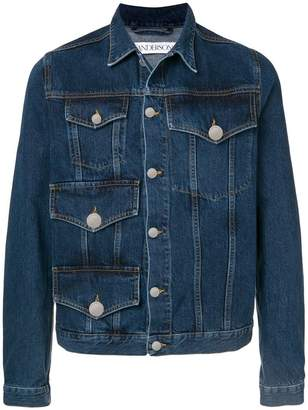 J.W.Anderson multipocket denim jacket