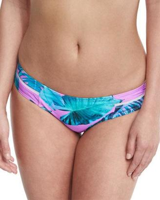 6 Shore Road by Pooja Mermaid Printed Hipster Bikini Bottom $92 thestylecure.com