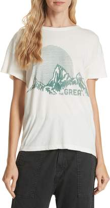 The Great The Boxy Graphic Tee