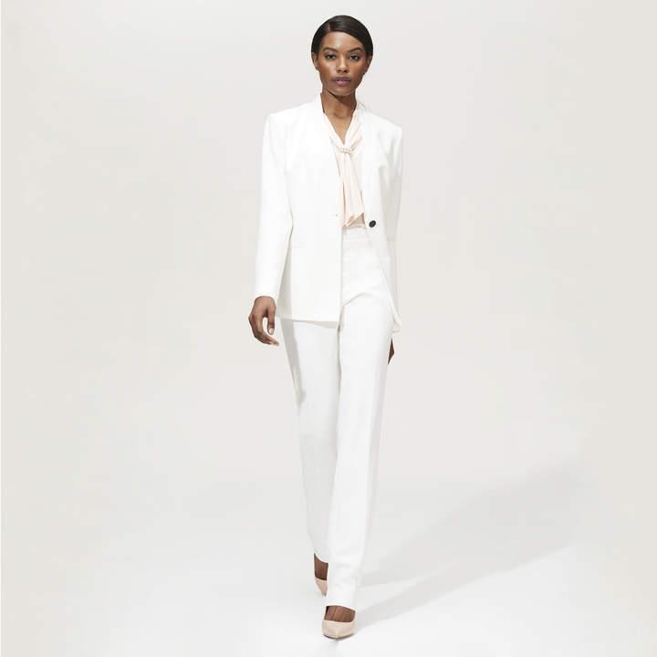 Paris 1-Button Suit Jacket