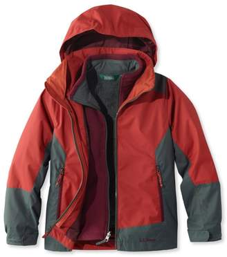L.L. Bean L.L.Bean Boys' Wildcat 3-in-1 Parka