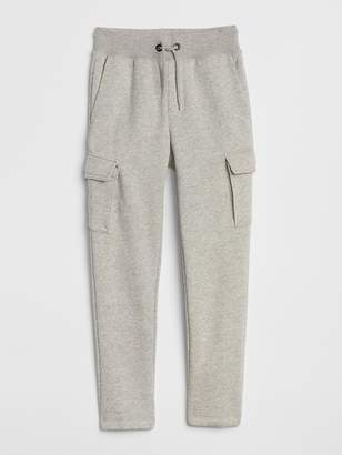 Gap Pull-On Cargo Pants in Fleece