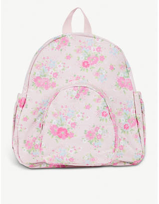 My 1st Years Ditsy floral backpack