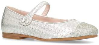 Christian Dior Leather Cannage Flats