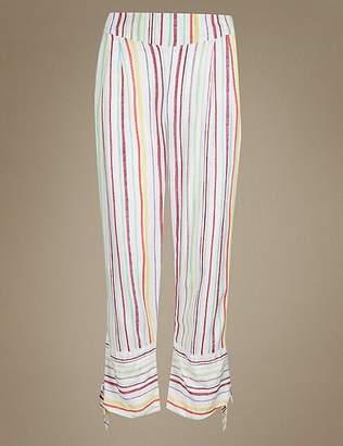 Marks and Spencer Striped Pyjama Bottoms