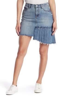 Habitual Corrinna High Rise Denim Skirt