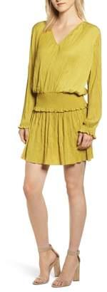 Chelsea28 Smock Waist Crinkle Dress