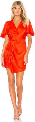 C/Meo No Less Mini Dress