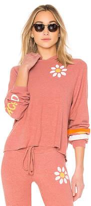 Lauren Moshi Oceana Crop Pullover